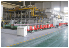 Steel industry equipment